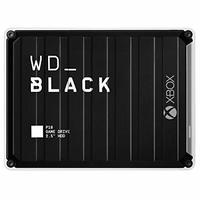 Жесткий диск WD Black P10 Game Drive 5TB (WDBA5G0050BBK)