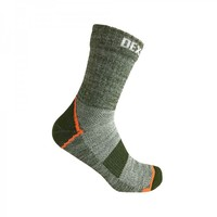 Водонепроницаемые носки DexShell Terrain Walking Ankle Socks, DS848HPG