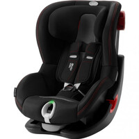 Автокресло Britax-Romer KING II LS BLACK SERIES Cool Flow Black (2000032896)
