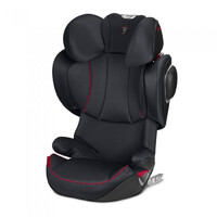 Автокресло Cybex Solution Z-fix Victory Black (519000025)