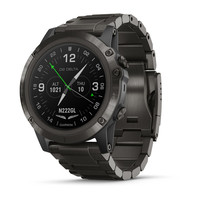 Часы Garmin D2™ Delta PX Aviator Watch with DLC Titanium Band