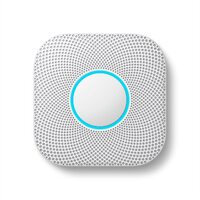 Датчик дыма (CO2) Google Nest Protect Smoke/Carbon Monoxide Alarm - White (S3000BWES)