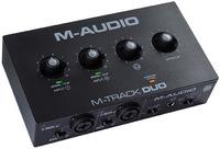 Двухканальный USB-аудиоинтерфейс M-Audio M-Track Duo