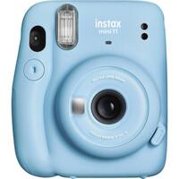 Фотокамера моментальной печати Fujifilm Instax Mini 11 Sky Blue (16655003)