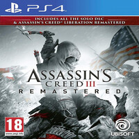 Игра для PS4 Assassin's Creed III Remastered PS4 (8113445)