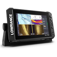 Картплоттер(GPS)-эхолот Lowrance Elite FS 7