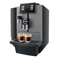 Кофемашина автоматическая Jura X6 Dark Inox