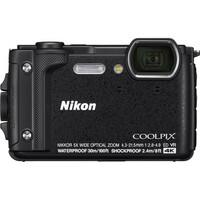 Компактный фотоаппарат Nikon Coolpix W300 Black