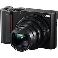 Компактный фотоаппарат Panasonic Lumix DC-TZ200 Black (DC-TZ200EE-K)