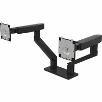Кронштейн Dell MDA20 Black Dual Monitor Arm