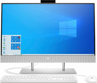 Моноблок HP All-in-One 27-dp0024ng Natural Silver (2H5R3EA#ABD)