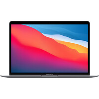 "Ноутбук Apple MacBook Air 13"" Space Gray Late 2020 (Z125000DL)"