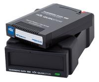 Overland Tandberg Data RDX QuikStor External USB 3.0 2TB