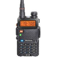 Портативная радиостанция Baofeng UV-5R Black