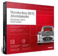 Сборный календарь Mercedes-Benz 300 SL 2020 Adventskalender