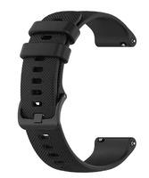Силиконовый ремешок на запястье для Garmin Forerunner 745 Watch Bands Black