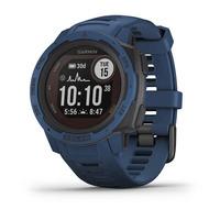 Спортивные часы Garmin Instinct Solar Tidal Blue