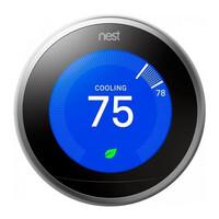 Терморегулятор Google Nest Learning Thermostat 3nd Generation (T3008US)