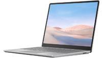 Ультрабук Microsoft Surface Laptop Go Platinum (1ZO-00001)