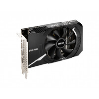 Видеокарта MSI GeForce RTX 3060 AERO ITX 12G