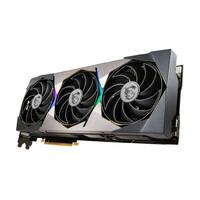 Видеокарта MSI GeForce RTX 3070 Ti SUPRIM X 8G