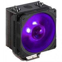 Воздушное охлаждение Cooler Master Hyper 212 RGB Black Edition (RR-212S-20PC-R1)