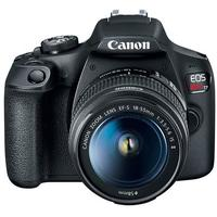 Зеркальный фотоаппарат Canon EOS 1500D EF-S18-55mm IS II KIT (REBEL T7)